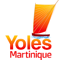 Yoles Martinique sailing icon