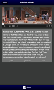 Guthrie Theater - screenshot thumbnail