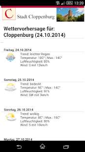 Cloppenburg- screenshot thumbnail