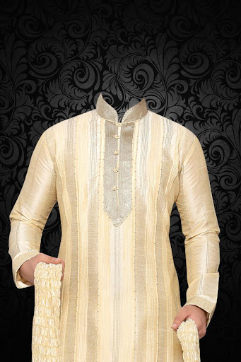 Man Fashion Kurta