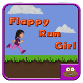 Flappy Run Girl