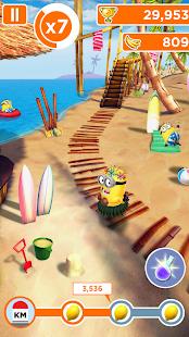 Minion Rush: Ich - Einfach unverbesserlich Screenshot