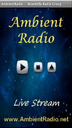 AmbientRadio.net Live Stream