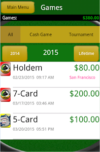 Poker Track Pro screenshot 2