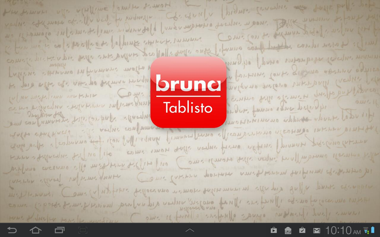 Bruna Tablisto - screenshot