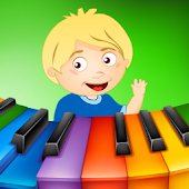 Nursery Rhymes Piano Tunes