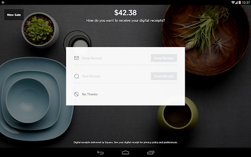 Square Register - POS Screenshot 15