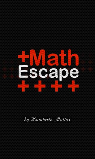 Math Escape