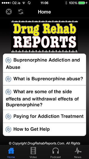 Buprenorphine Addiction