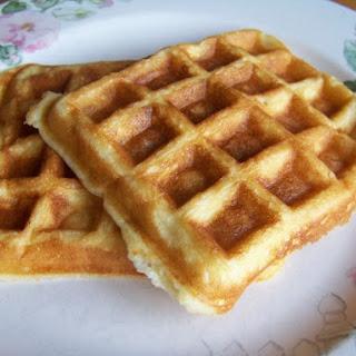 Almond Flour Waffles – Gluten Free.