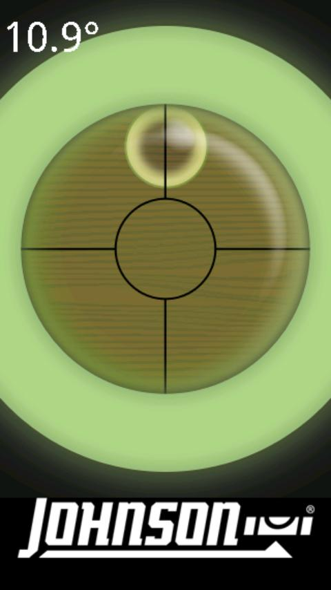 Johnson Bubble Level- screenshot
