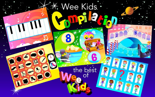 Wee Kids Compilation Vol 1