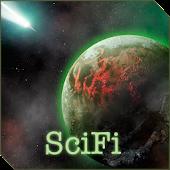 Xperia™ theme SciFi