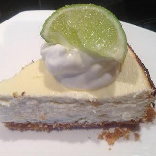 Key Lime Protein Cheesecake