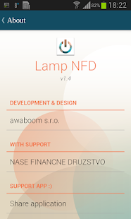 Lamp NFD- screenshot thumbnail