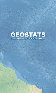 Geo Stats- screenshot thumbnail