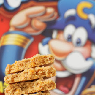 Cap'n Crunch Peanut Butter Cookie Stackers.