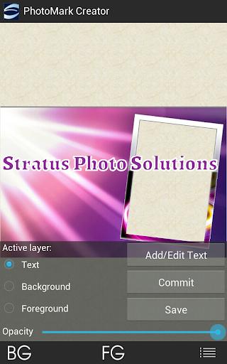 PhotoMark™ Creator