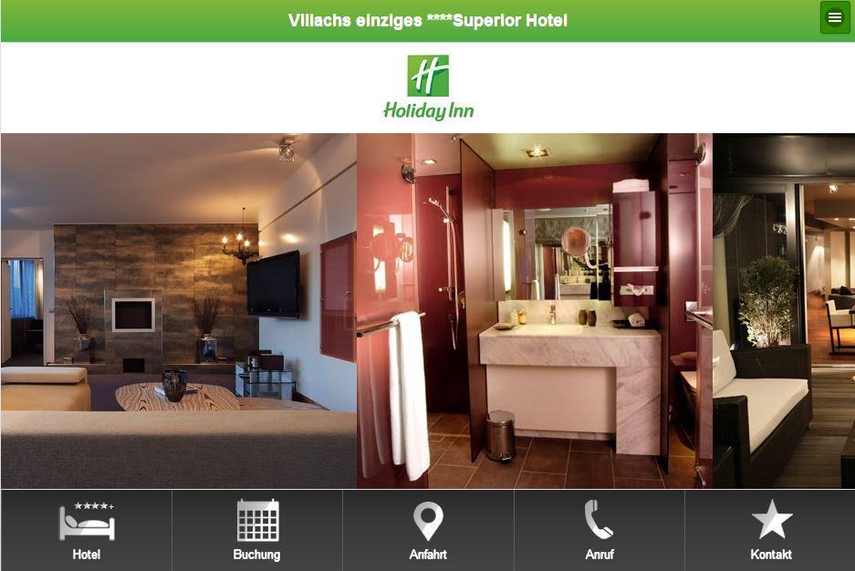 Holiday Inn Villach - screenshot