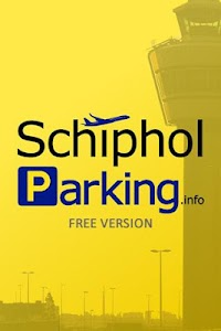 Schiphol Parking screenshot 0