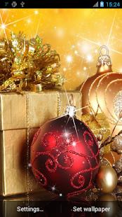 Šťastný Nový Rok Živé tapety - náhled