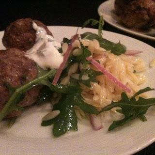 Olive Magazine – Pork, Lemon & Herb Meatballs