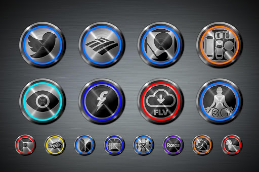 Metaround Icon Pack