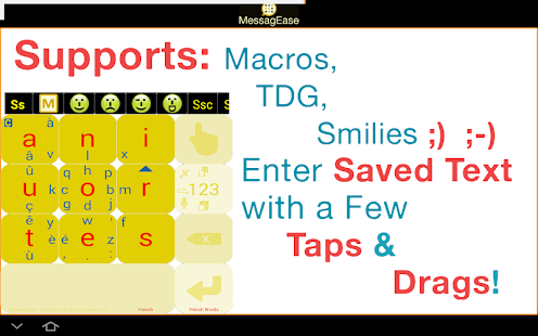 MessagEase Keyboard Screenshot 31