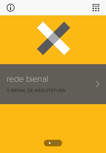 X Bienal de Arquitetura