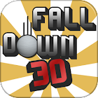 Fall Down 3D icon