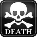 Death to unknown numbers icon