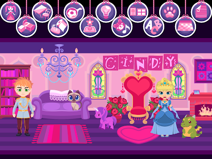My Princess Castle - Doll Game 家庭片 App-癮科技App