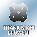 Titanium API Browser logo