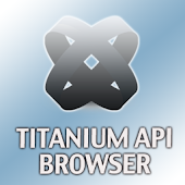 Titanium API Browser