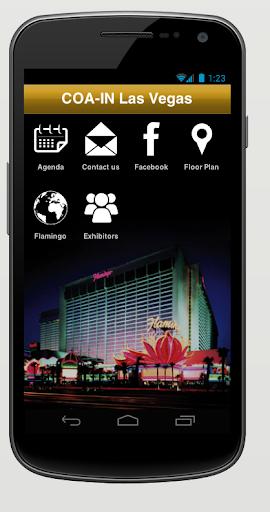 COA-IN Las Vegas