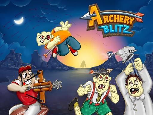 玩解謎App|射箭 熱捧 - Archery Blitz免費|APP試玩