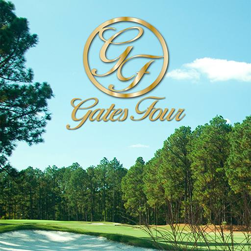 Gates Four Golf & Country Club 運動 App LOGO-APP試玩