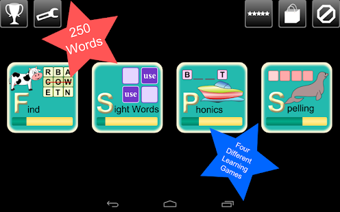 First Grade Word Play- screenshot thumbnail