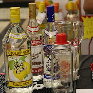 Stolichnaya Vodka Recipes.