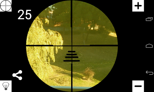 Crosshair sniper / Scope- screenshot thumbnail