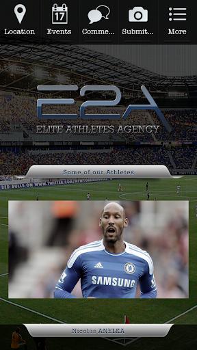 Elite Athletes Agency
