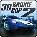 3D Rookie Cop 2 - Car Games icon