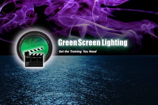Training Green Screen Lighting