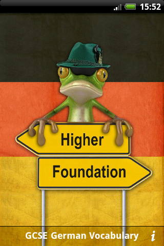 German GCSE Vocabulary AQA
