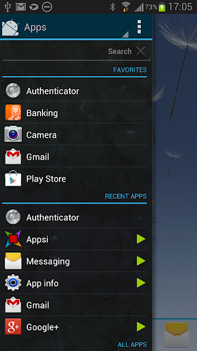 Appsi Apps plugin