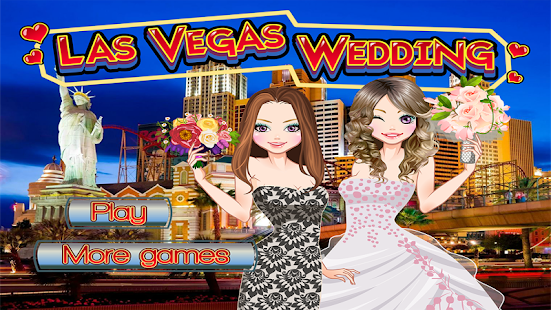 Las vegas wedding -少女遊戲