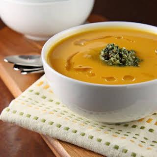 Three Squashes Soup.