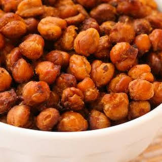 Roasted Soybean Snack Recipes.