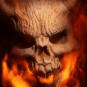 Hellfire Burning Demon DEMO