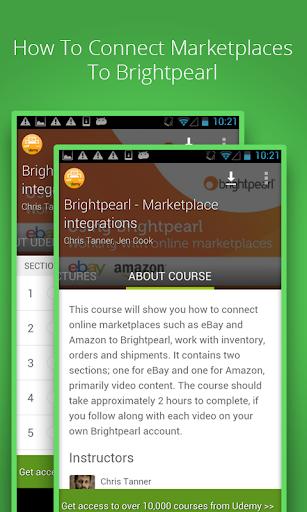 Learn Brightpearl